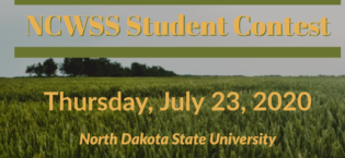 STUDENT WEED CONTEST